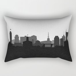 City Skylines: Nashville (Alternative) Rectangular Pillow