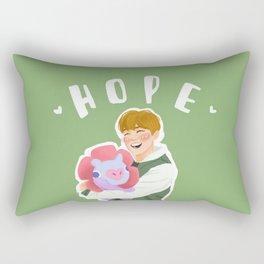 Jhope and Mang Rectangular Pillow