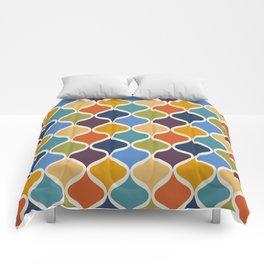 Moroccan Fall 1 Comforters