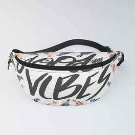 Golden Vibes Fanny Pack