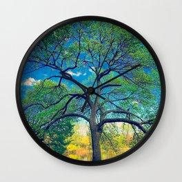 Gestalt Wall Clock