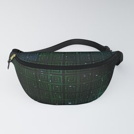 The Universe Squared Fanny Pack