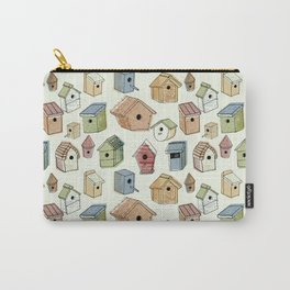 Bird Boxes Carry-All Pouch