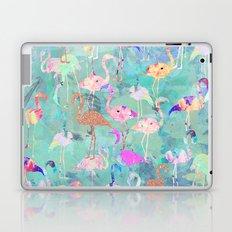 Flamingo Party  Laptop & iPad Skin