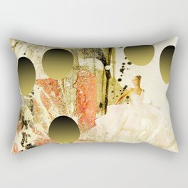 White dream Rectangular Pillow