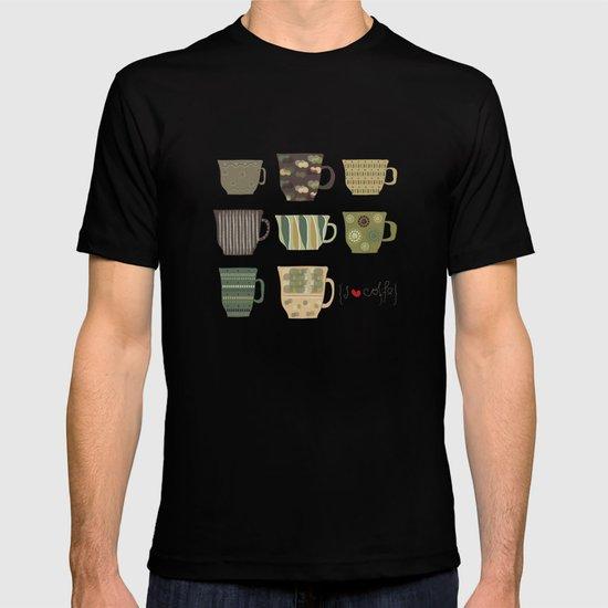 I {❤} Coffee T-shirt