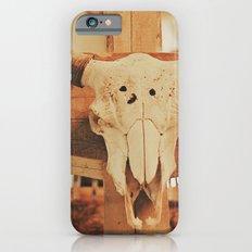 Cowboy Ranch Slim Case iPhone 6s