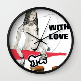 Great Mom Wall Clock