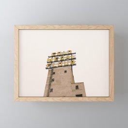 Gold Medal Flour Sign Minneapolis Framed Mini Art Print