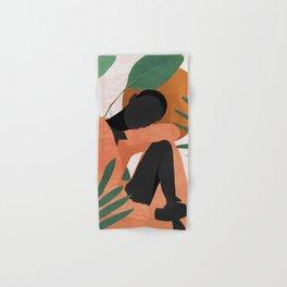 Tropical Girl 10 Hand & Bath Towel