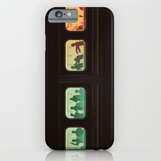 Ground Zero - Zombie Subway iPhone & iPod Case