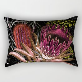 Australian Native Flora Rectangular Pillow