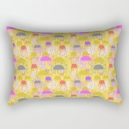 Spiral chairs with tassels Rectangular Pillow