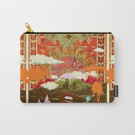 MORNING PSYCHEDELIA Carry-All Pouch