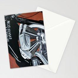 Harley Rider Stationery Cards