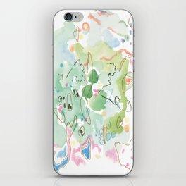 Green Pike iPhone Skin