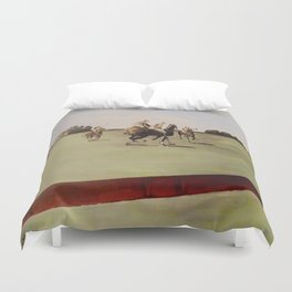 Hamptons Polo Duvet Cover
