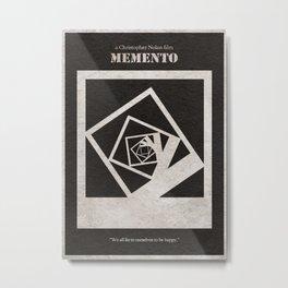 Memento Metal Print