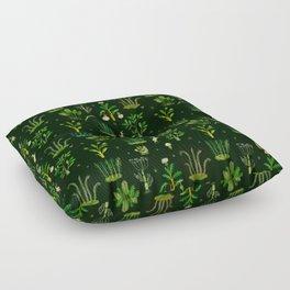 Bunny Forest Floor Pillow