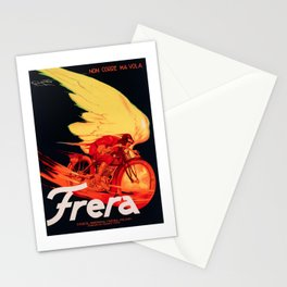 Frera Italian Motorcycles 1920's Advertising Poster Stationery Cards