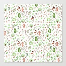 Nature Pattern Canvas Print