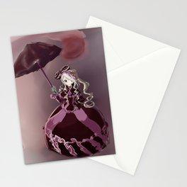 Shalltear Bloodfallen OverLord Stationery Cards
