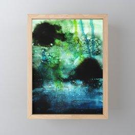 Release 1 Framed Mini Art Print