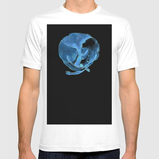 Sleeping Dog T-shirt