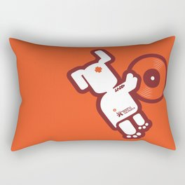 UNDO | Music to the people 03 Rectangular Pillow