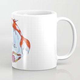 Merissa Name Art Coffee Mug