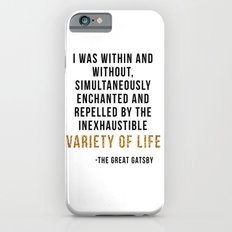 Within and without Slim Case iPhone 6s