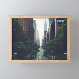 Morning in the Empire Framed Mini Art Print