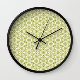 Vintage Moss Wall Clock