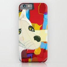 Bad Dog Cubism iPhone 6s Slim Case