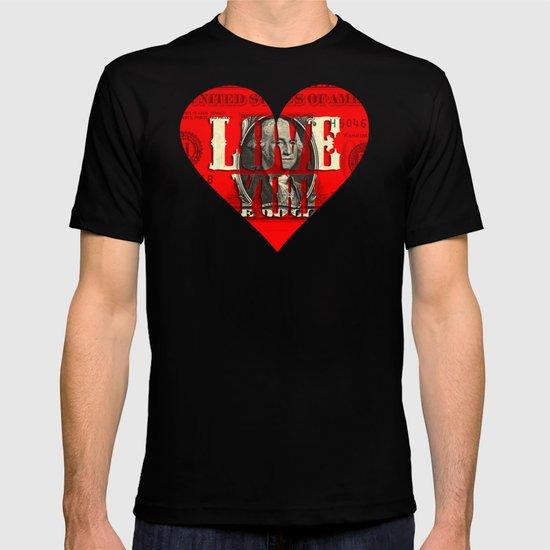 Modern Times - Real Love T-shirt