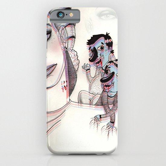 3D Nightmare iPhone & iPod Case