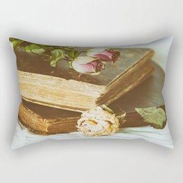 Timeworn Beauty 2 Rectangular Pillow