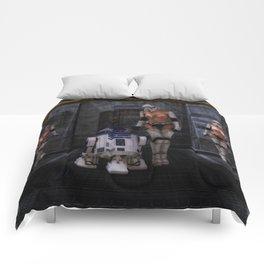 Sexy Sci-Fi Comforters