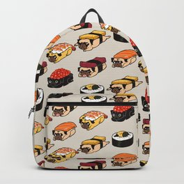 Sushi Pug Backpack