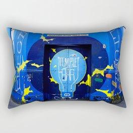 Temple Bar Rectangular Pillow
