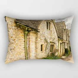 Beautiful Bibury Rectangular Pillow