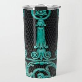 New Orleans Patina Travel Mug