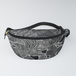 Inverted Organic Fanny Pack