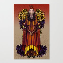 Red Spirit-Two Canvas Print