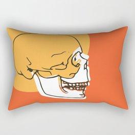 Skull Expand Rectangular Pillow