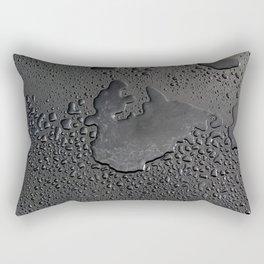 Blackness Rectangular Pillow