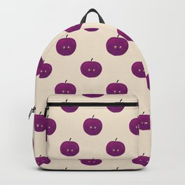 Kawaii Plum Backpack