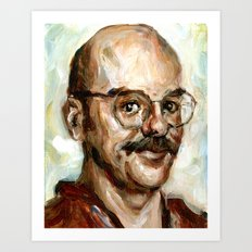 David Cross / Tobias Fünke / Arrested Development Art Print