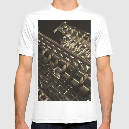 Gold Lloyds T-shirt