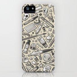 Graphic lab SP iPhone Case